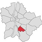 Pesterzsébet térképe
